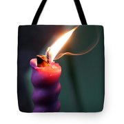 Burn 1 Tote Bag