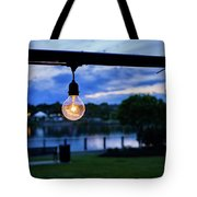 Burn Brighter Tote Bag