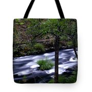 Burney Creek Tote Bag