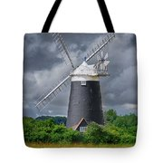 Burnham Overy Mill Tote Bag