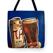 Burning Brothers Tote Bag