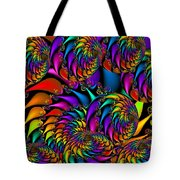 Burning Embers Tote Bag