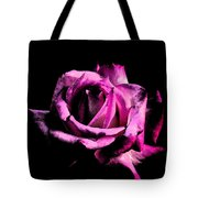 Burning For Love Tote Bag