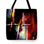 Burning Legacy Tote Bag