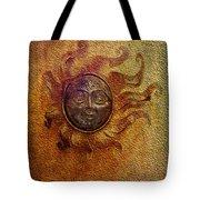 Burning Sun Tote Bag