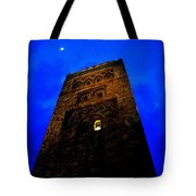 Burning The Midnight Oil Tote Bag