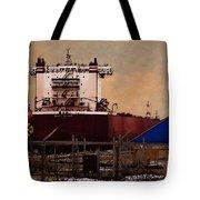 Burns Harbor Tote Bag