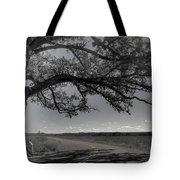 Burr Oak Tree Tote Bag