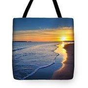 Burry Port Beach Tote Bag