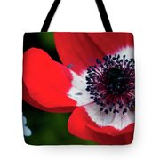 Burst Of Red Tote Bag