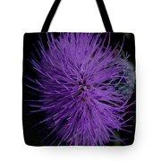 Burst Of Violet Tote Bag