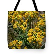 Burst Of Yellow Tote Bag