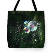 Bursting In Air Tote Bag