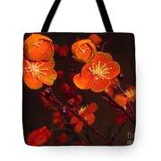 Bursting Into Bloom Tote Bag
