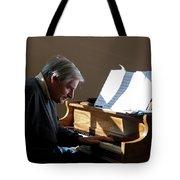 Burton Greene Tote Bag