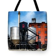 Burton Tanks Tote Bag