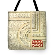 Busabout By London Transport - London Underground, London Metro - Retro Travel Poster Tote Bag