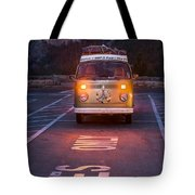 Buses Only Tote Bag