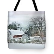 Bush Barn Tote Bag
