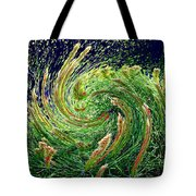 Bush In Transition Tote Bag