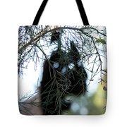 Bush Monster Tote Bag