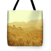 Bushland Of Western Dynamics Tote Bag