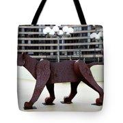 Bushnell Lion Tote Bag