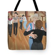 Bushwackers Forbidden Fruit  And Stray Cats Tote Bag