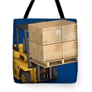Freight Shipping Services Tote Bag