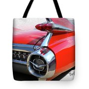 Business End Bumper Tote Bag