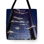 Business In Milan Tote Bag