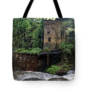 Business Man's Lunch Tote Bag