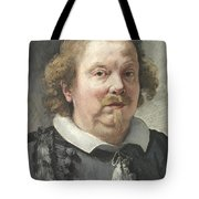 Bust Of A Man Tote Bag