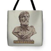 Bust Of Paracelsus Tote Bag