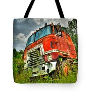 Busted And Rusted Tote Bag