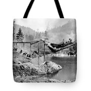 Buster Keaton: The General Tote Bag by Granger