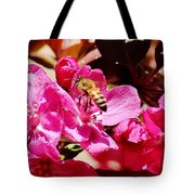 Busy As A Bee 031015 Tote Bag
