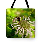 Busy As A Bee Tote Bag by Valeria Donaldson