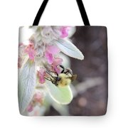 Busy Bumble Tote Bag