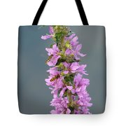 Busy Flower Tote Bag
