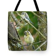 Busy Tree Tote Bag