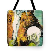 But For Lust... Tote Bag