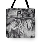 But The Night Was Moonlit Tote Bag