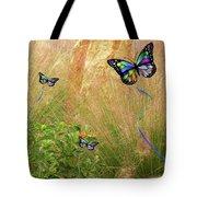 Buterflies Dream Tote Bag