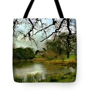 Butlers Retreat Epping Forest Uk Tote Bag
