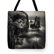 Butt Of Lewis Cliffs Tote Bag