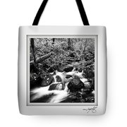 Butte Creek Tote Bag