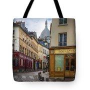 Butte De Montmartre Tote Bag