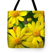 Butter Fields Tote Bag