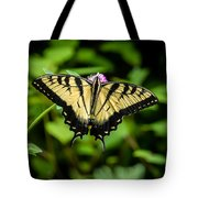 Butter Fly Tote Bag